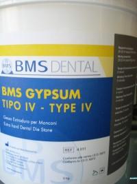 BMS - гипс IV клас