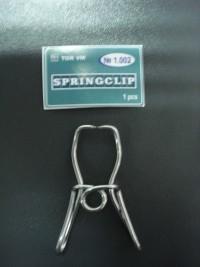 Springclip - TOR VM 1.002