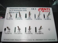 Комплект борери NTI Set 1595