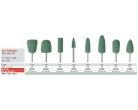 Полирни гумички - Exa Technique - зелени