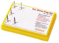 Zirconia prep set - Stoddard