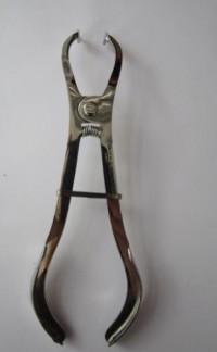 Инструмент за поставяне на клампи за кофердам Schnell