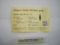Diagen turbo grinder - 3.5 x 11